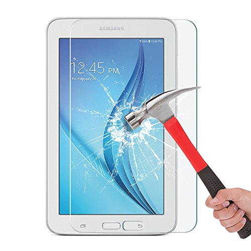 Galaxy-Tab-E-Lite-70-Screen-Protector-ELECNEWELL™-026mm-Premium-Tempered-Glass-Screen-Protector-for-Samsung-Galaxy-Tab-E3-Lite-70-SM-T110-Bubble-free-HD-Anti-Scratch-Anti-Fingerprint