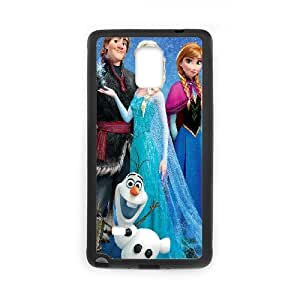 Well Design Samsung Galaxy Note 4 phone case - design withFrozen pattern