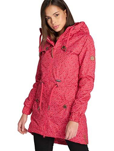 amp; Alife Kickin Charlotte cappotto Donna Giacche Rosso HBOTqw1Bx