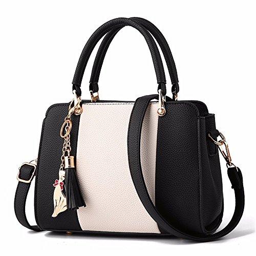 de Black sac MSZYZ épaule Maison femme unique sac femme fashion main de cadeaux vacances à sac sac 6p6CSa
