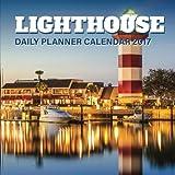 Lighthouse: Daily Planner Calendar 2017