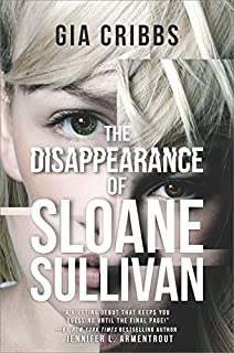 Book Cover: The Disappearance of Sloane Sullivan