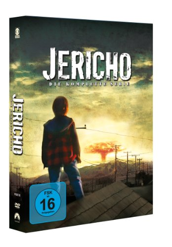 Jericho - Die komplette Serie [Alemania] [DVD]: Amazon.es: Skeet Ulrich, Lennie James, Gerald McRaney, Pamela Reed, Ashley Scott, Kenneth Mitchell, ...