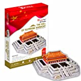 CubicFun 3D Puzzle ''The Hall of Supreme Harmony (in The Forbidden City) - Beijing''