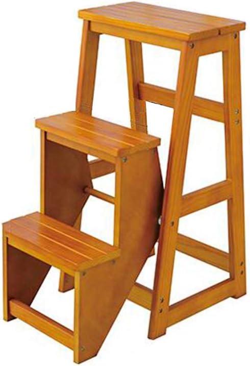 Dsgdfh Silla: Taburete Escalera Plegable para escalones Silla para Escalar Escalera de Tijera Antideslizante Portátil de Doble Uso,A: Amazon.es: Hogar