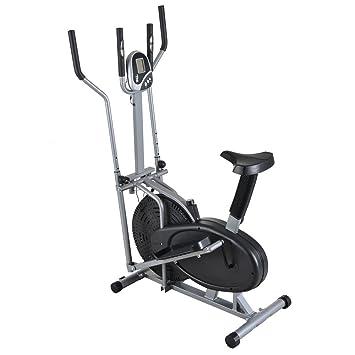 Ejercicio vertical ventilador para bicicleta, bicicleta elíptica, bicicleta vertical magnética Fitness suministros Steppers máquina