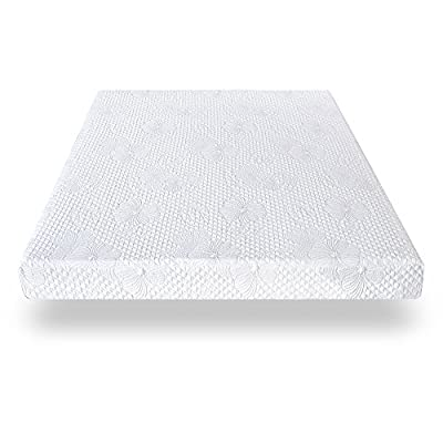 PrimaSleep 6 Inch Enhanced Air Ventilated Multi Layered Memory Foam Mattress