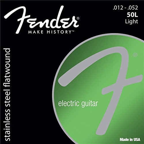fender bass strings flatwound - 3