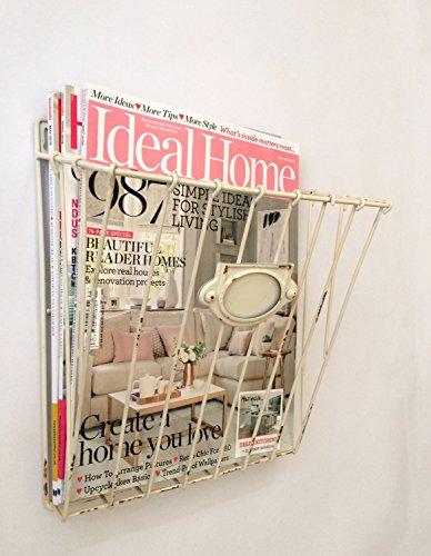 vintage magazine rack - 4