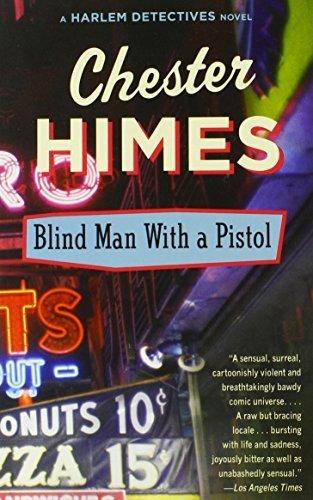 Blind Man with a Pistol Paperback December 17, 1989
