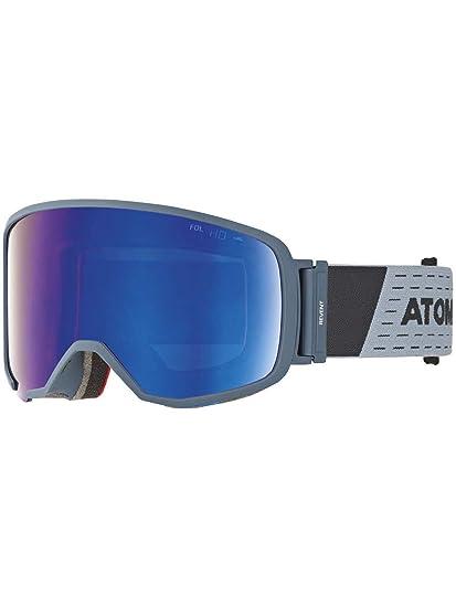 cdb533799 Amazon.com : Atomic Revent L FDL HD Goggles Blue, One Size : Sports ...