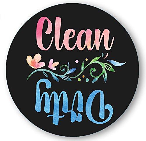 dishwasher decorative magnets - 1