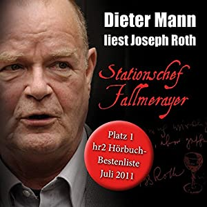 Stationschef Fallmerayer Hörbuch
