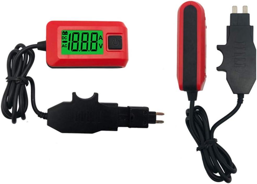 BIlinli Auto fusible Copain Mini testeur d/étecteur Voiture /électrique AE150 12V 23A Courant /électrique