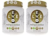 Cytosport Evolve Vegan Plant Protein Powder Ideal Vanilla 2-2 lb (907 g) Containers