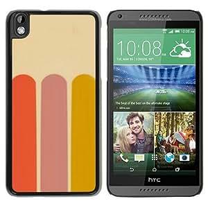HTC Desire 816 Fossil 04 Black Screen Phone Case Beautiful and Nice Design