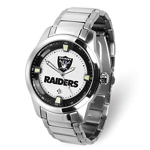 NFL FOOTBALL Gametime Oakland Raiders Titan Watch