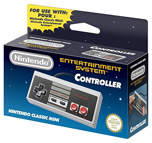 Video Games : Nintendo Classic Mini: Nintendo Entertainment System (NES) Controller