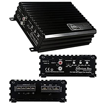 mono block amps