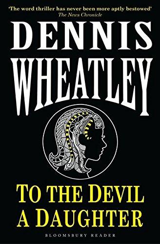To the Devil, a Daughter pdf epub