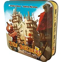 Asmodee Editions The Builders Middle Ages