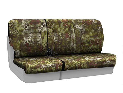 CoverKing Center 60/40 Bench Custom Fit Seat Cover for Se...
