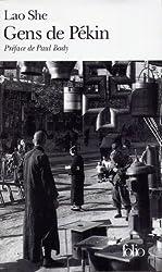 Gens de Pékin