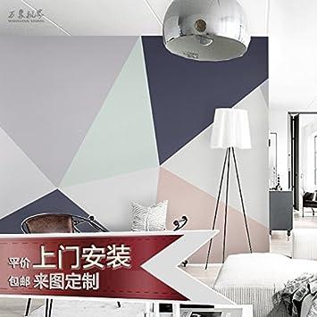 Sd 3d Wandbild Tapete Urban Style Lounge Tapete Wohnzimmer