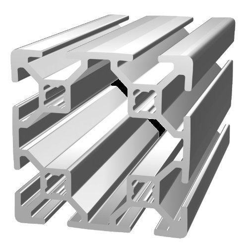 80/20 Inc., 20-4040, 20 Series, 40mm x 40mm T-Slotted Extrusion x 1220mm by 80/20 Inc (Image #2)
