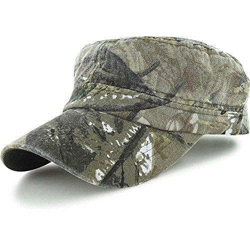 Zorro Costumes Authentic (Tree Camo_(US Seller)Military Style Caps Hat Unizex)