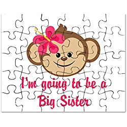 Big Sister To Be Pink, Jigsaw Puzzle