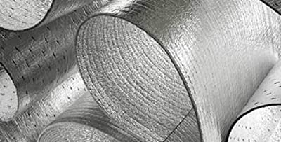 4ft x 12ft Supershield Reflective Foam Core NASA Tech Insulation Pipe Duct Wrap