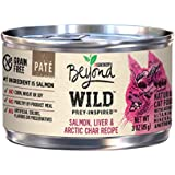 Purina Beyond WILD Prey-Inspired Salmon, Liver & Arctic Char Recipe Adult Wet Cat Food - (12) 3 oz. Cans
