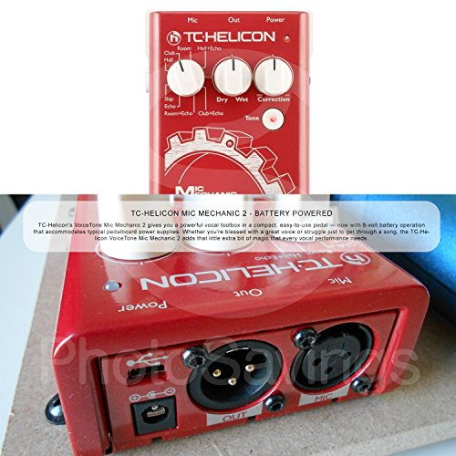 Buy tc helicon mic mechanic