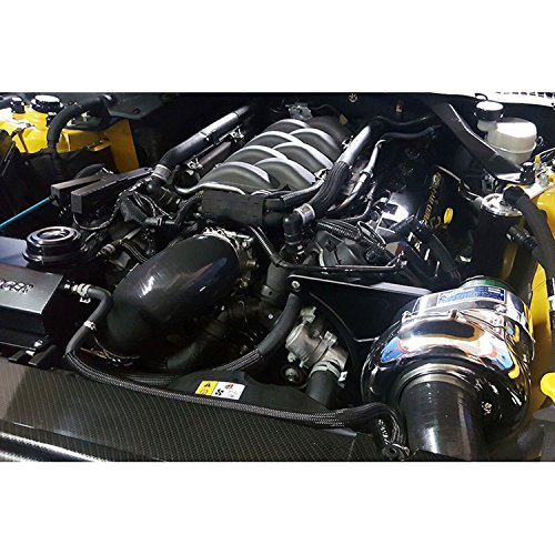 (Paxton 1FW212-PP ProCharger Stage II Intercooled Supercharger System 2015-2017 M)