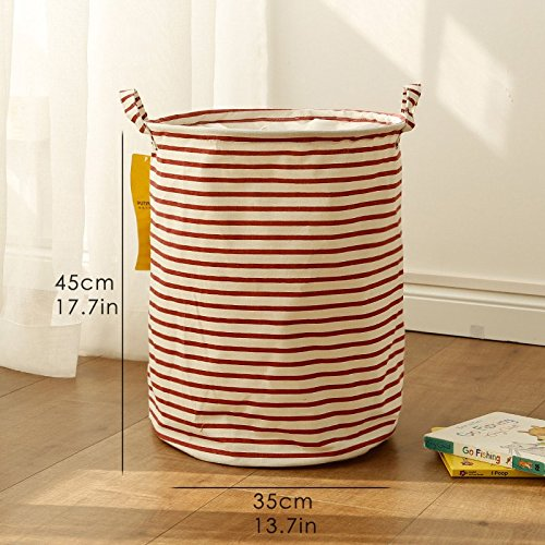 BranXin - Laundry Basket Toy Storage Baskets Home Organizer