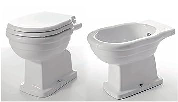 Sanitari da bagno sanitari classici filo muro ellade i sanitari