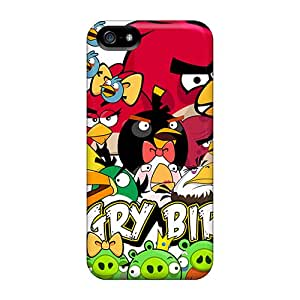 SKTrahan Fashion Protective Angry Birds All Bird Case Cover For Iphone 5/5s