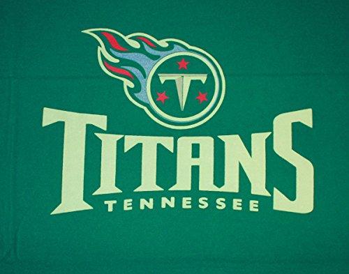 Imperial NFL Tennessee Titans 8-Foot Wool/Nylon Billiards/Pool Table Cloth/Felt