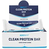 Body & Fit Clean Protein Bar - Cookie Dough Almond - 12er pack (12 Proteinriegel)