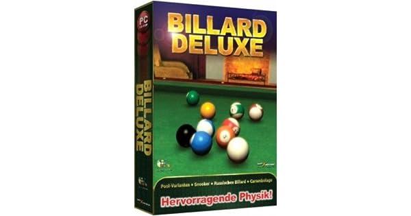 Billar Deluxe Pc: Amazon.es: Videojuegos