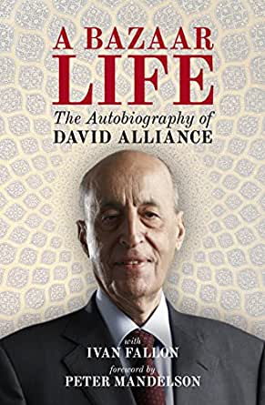 Amazon.com: A Bazaar Life: The Autobiography Of David Alliance ...