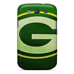 New Premium Redhappy Green Bay Packers Skin Case Cover Excellent Fitted For Galaxy S3