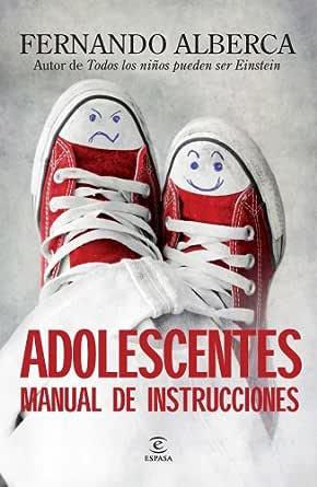 Adolescentes manual de instrucciones eBook: de Castro, Fernando ...