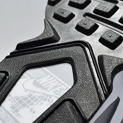 Nike Air Max St (Gs), Zapatillas de Running Para Hombre Gris (Wolf Grey / White-Black)