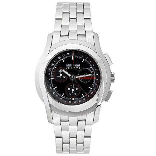 GUCCI Men's YA055206 XL 5505 Series Chronograph Watch