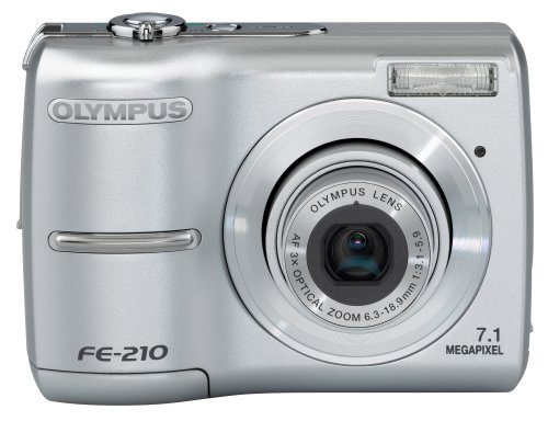 amazoncom olympus stylus fe 210 7mp digital camera with digital image stabilized 3x optical zoom point and shoot digital cameras camera photo - Olympus Digital Camera