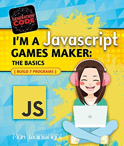 I'm a Javascript Games Maker: The Basics (Generation Code)