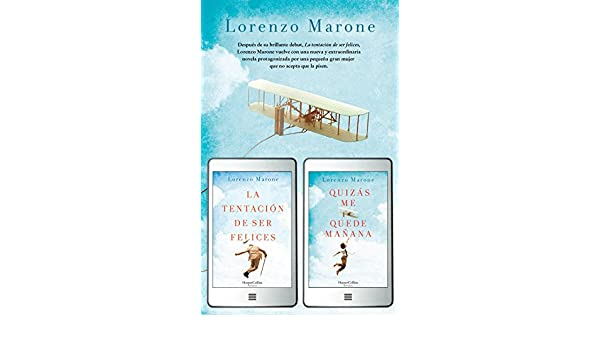 Amazon.com: Pack Lorenzo Marone - Junio 2018 (E-Harpercollins) (Spanish Edition) eBook: Lorenzo Marone: Kindle Store