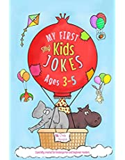 My First Kids Jokes ages 3-5: Especially created for kindergarten and beginner readers1